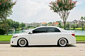 types of toyota corollas toyota corolla xrs on privat akzent wheels rides styling