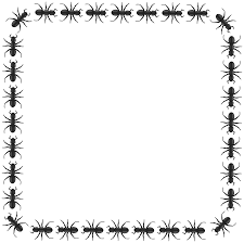 Halloween Picture Borders by Clipart Ant Border Square