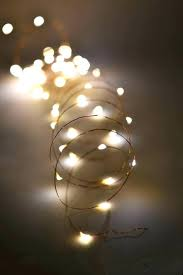 dangling lights copper wire led string lights wedding led