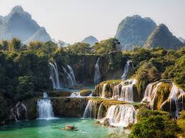 15 most beautiful waterfalls in the world photos condé nast