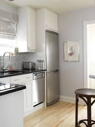White Kitchen Cabinets With Black Granite Countertops 15 Cool Kitchen Designs With Gray Floors Designer Friends Tile