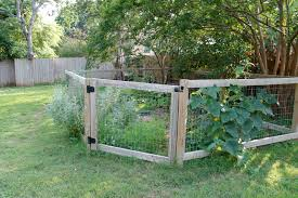 fenced in garden design garden design ideas
