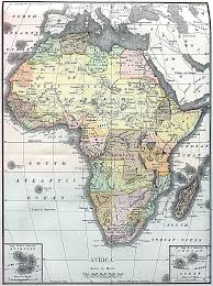 Map Od Africa Historical Maps Perry Castañeda Map Collection Ut