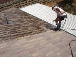 Roof Tile Paint Roof Tile Re Tiling Metal Resurfacing 02 8883 1488 By