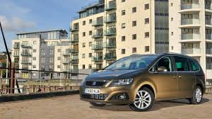 seat alhambra review top gear