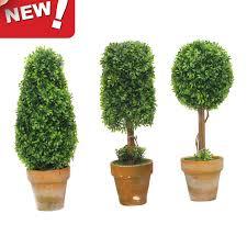 shop gift bonsai artificial plant home