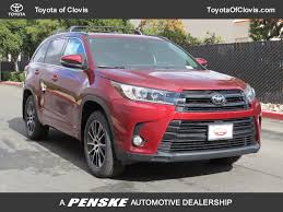 toyota awd 2017 new toyota highlander se v6 awd at toyota of clovis serving