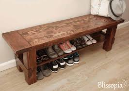 Otterville Wood Storage Entryway Benchindoor Wooden Bench Diy by Home Innovations Cesco Info