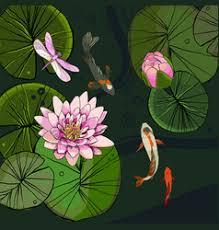 Decorative Pond Pond Vector Images Over 4 400