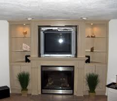 amazing entertainment center over fireplace home design image
