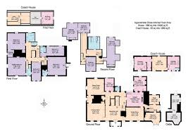 Coach House Floor Plans by Brimslade Marlborough 6 Bed Detached House 1 595 000