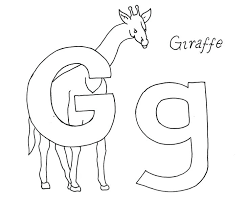 lowercase letter g coloring page letter g coloring pages new capital g coloring page upper and lower
