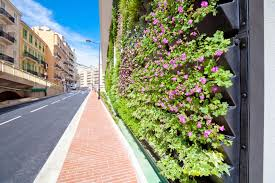 Urban Wall Garden - 50 awesome vertical garden ideas photos