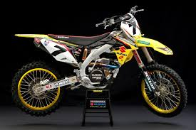 childs motocross bike newray mx suzuki 7 james stewart 1 6 motocross motorbike bike