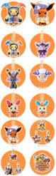 halloween charms new pokemon center pre orders halloween 2016 collection pokemon
