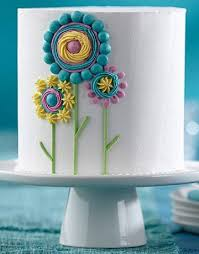 Easy Icing Flowers - 1380 best cakes images on pinterest biscuits cakes and