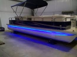 pontoon boat led light kits blue led pontoon boat light kit under floor all colors
