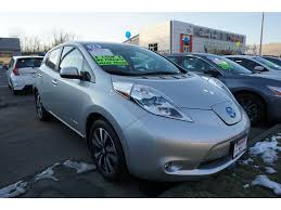 nissan leaf on finance used 2015 nissan leaf for sale middlebury ct