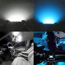 car dome light bulbs car interior light bulbs aliexpress com buy wljh 6x white ice blue