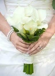 calla bouquets calla lilies wedding bouquet wedding corners