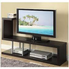 tv stand modern entertainment center brown television table