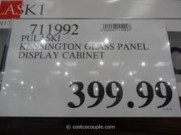 Corner Display Cabinet With Glass Doors Curio Cabinet Curio Cabinets Costco Pulaski Costcocostco With