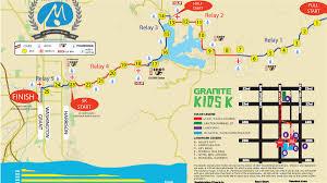 Marathon Route Map by Motorists Should Prepare For Road Closures During Ogden Marathon