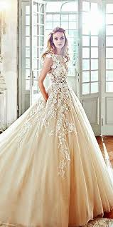 wedding flower dresses collections of white and copper colors used together in