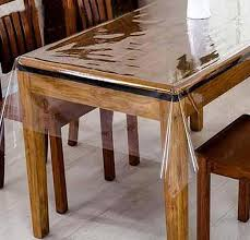 glass cover for dining table dining table transparent dining table covers surprising dining