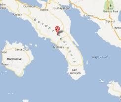 san francisco quezon map landowners building fences to keep carp recipients out ngo