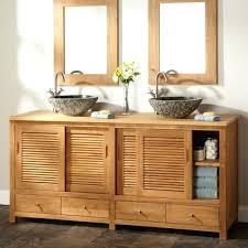 Solid Wood Bathroom Vanities Vanities Solid Wood Vanity Made In Usa Handmade Solid Oak