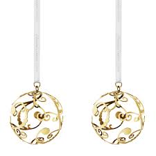 johanne ornaments cornet balls georg wonderful