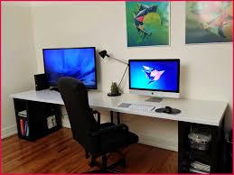 bureau gaming 79018 bureau gamer ikea setup bureau gaming ikea 6