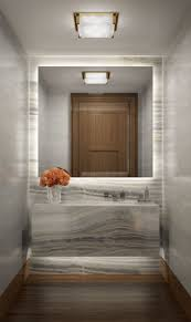 Hotel Bathroom Mirrors by Best 25 Backlit Mirror Ideas On Pinterest Backlit Bathroom
