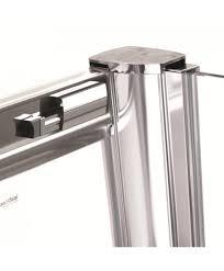 aquadart venturi 8 single door quadrant shower enclosure 1000mm x