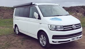 volkswagen california brand new 2018 vw california meets the cool camper van fleet