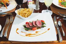 cuisine filet mignon filet mignon and julienne fries resort business