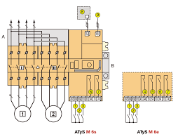 auto transfer switch simple logic atys m 6s 4p 63a nhp customer
