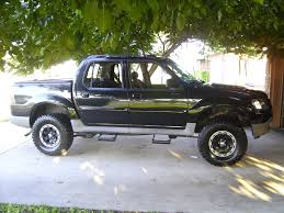 lifted sport trac 2003 ford explorer sport trac mission tx