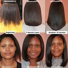 haistyle for african amerucan hair permed hairstyles for relaxed hair american hairstyles 2018