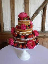 victoria sponge wedding cake melissa rayner flickr