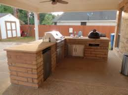 outdoor kitchen furniture outdoor stone kitchens backyard bars in houston tx stevens