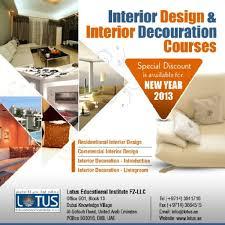 interior design simple courses for interior decoration home