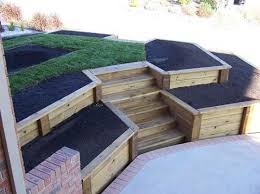 Retaining Wall Stairs Design Fantastic Retaining Wall Stairs Design Best Images About Retaining