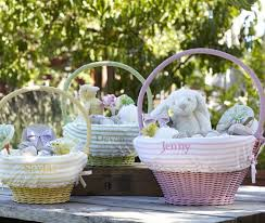 easter basket liners personalized easter basket goodies for your bunny simply family magazine