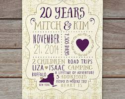 20th anniversary present etsy your place to buy and sell all things handmade