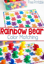 25 color games ideas matching games color