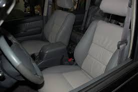 lexus lx450 replacement leather leather from land cruiser heaven aka floridafj80 aka frank