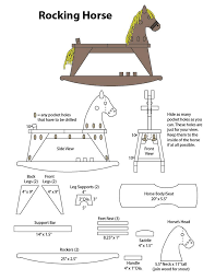Free Woodworking Plans Build Easy by Diy Woodworking Plans Horse