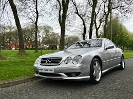 now sold 2000 x mercedes benz cl500 coupe 83 000 miles